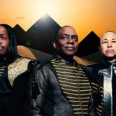 Earth, Wind & Fire LIVE in Concert at Arizona Federal Theatre Phoenix on May 10